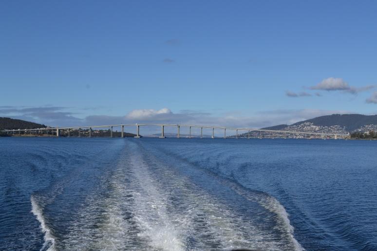 River Derwent & Tasman Bridge, Hobart